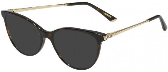 Chopard VCH274S sunglasses in Shiny Dark Havana