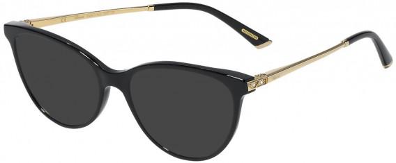 Chopard VCH274S sunglasses in Shiny Black