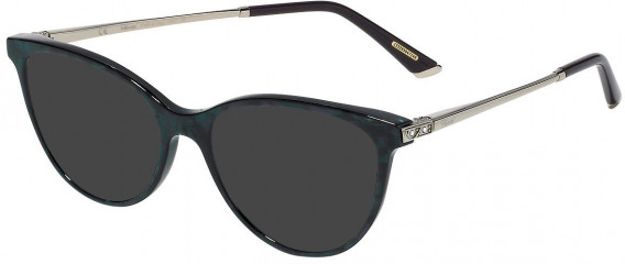 Chopard VCH274S sunglasses in Shiny Striped Green/Pearl