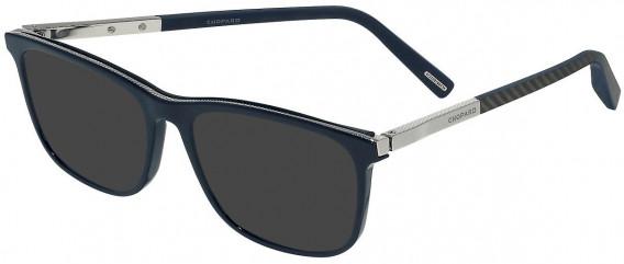 Chopard VCH270 sunglasses in Shiny Full Palladium