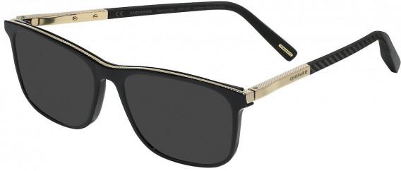 Chopard VCH270 sunglasses in Shiny Rose Gold