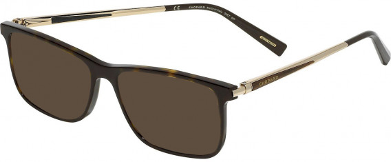 Chopard VCH269 sunglasses in Shiny Dark Havana
