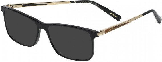 Chopard VCH269 sunglasses in Shiny Black