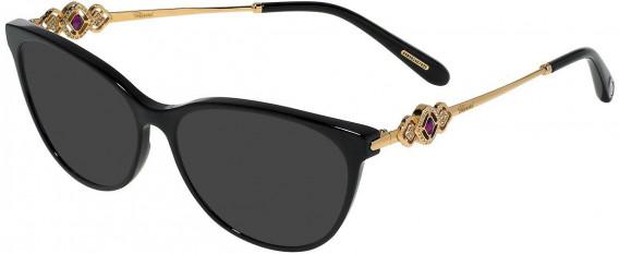 Chopard VCH265S sunglasses in Shiny Black