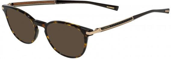 Chopard VCH250 sunglasses in Shiny Dark Havana
