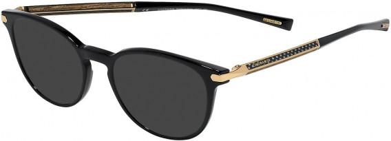 Chopard VCH250 sunglasses in Shiny Black
