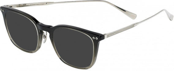 Chopard VCH248M sunglasses in Shiny Dark Grey Gradient Light Grey