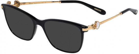 Chopard VCH244S sunglasses in Shiny Black