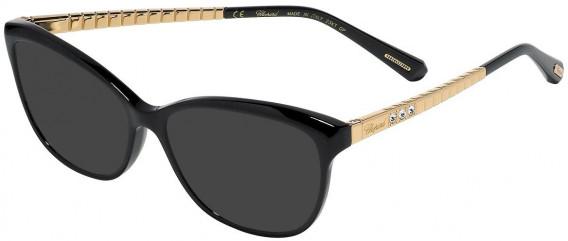 Chopard VCH243S sunglasses in Shiny Black