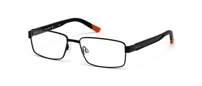 Timberland TB1302 glasses in matte black