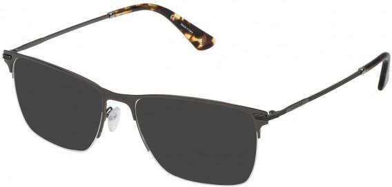 Police VPL472 sunglasses in Shiny Gun