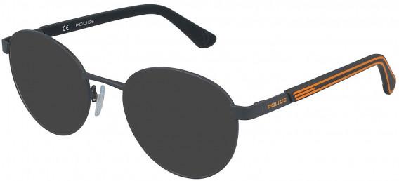 Police VK560 sunglasses in Matt Grey
