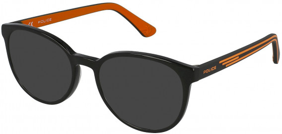 Police VK081 sunglasses in Full Grey
