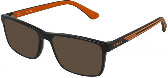 Police VK080 sunglasses in Full Grey