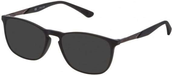 Police VK064 sunglasses in Matt Black