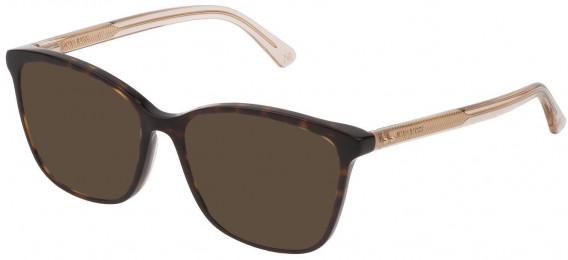 Nina Ricci VNR234 sunglasses in Shiny Dark Havana