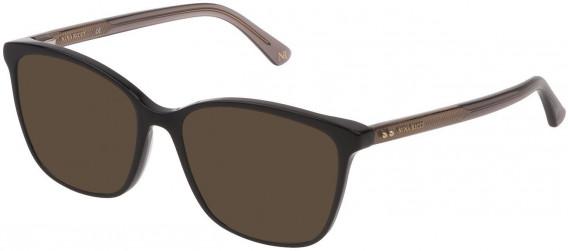 Nina Ricci VNR234 sunglasses in Shiny Black