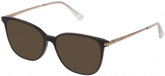 Nina Ricci VNR230 sunglasses in Shiny Black