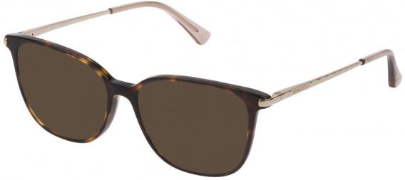Nina Ricci VNR230 sunglasses in Shiny Dark Havana