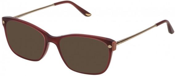 Nina Ricci VNR133 sunglasses in Shiny Opal Marc