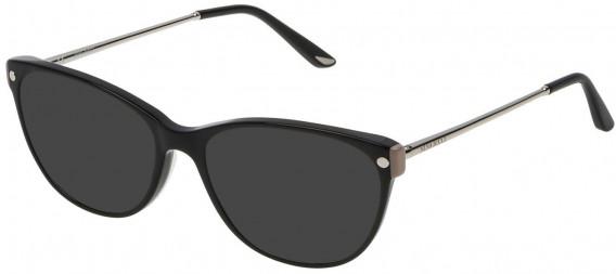 Nina Ricci VNR132 sunglasses in Shiny Black