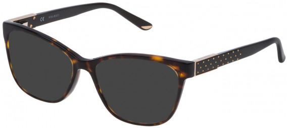 Nina Ricci VNR129 sunglasses in Shiny Dark Havana