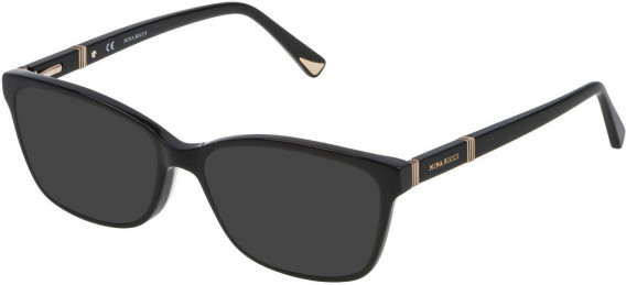 Nina Ricci VNR087N sunglasses in Shiny Black