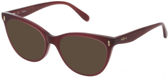 Mulberry VML051 sunglasses in Shiny Opal Marc