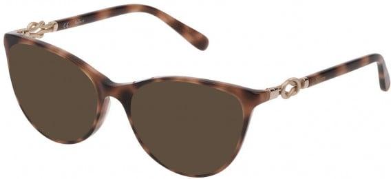 Mulberry VML048 sunglasses in Havana Brown