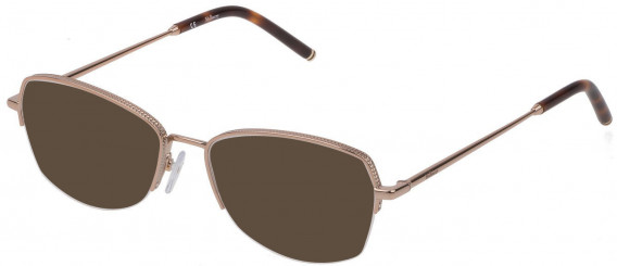 Mulberry VML030 sunglasses in Shiny Red Gold