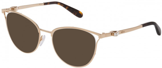 Mulberry VML028S sunglasses in Shiny Rose Gold