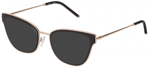 Mulberry VML025 sunglasses in Shiny Dark Grey