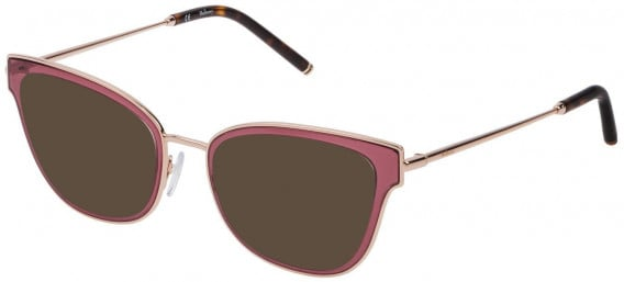 Mulberry VML025 sunglasses in Shiny Transparent Marc