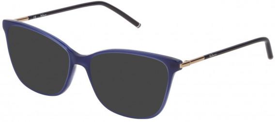 Mulberry VML023 sunglasses in Shiny Opal Blue