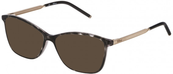 Mulberry VML020 sunglasses in Grey/Crystal Melange