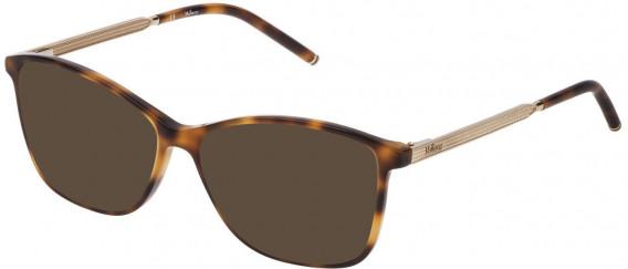 Mulberry VML020 sunglasses in Havana Brown
