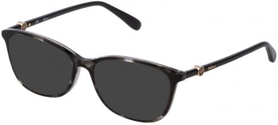 Mulberry VML018 sunglasses in Grey/Crystal Melange