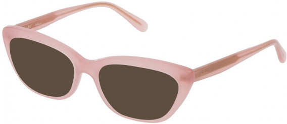 Mulberry VML015 sunglasses in Shiny Opal Pink