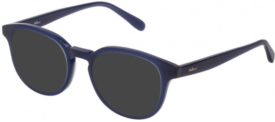 Mulberry VML013 sunglasses in Shiny Opal Blue