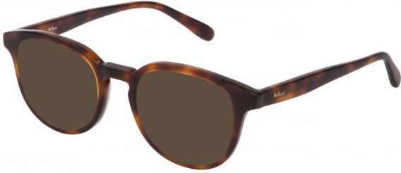 Mulberry VML013 sunglasses in Shiny Dark Havana