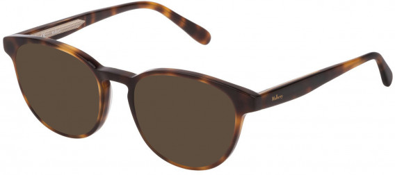 Mulberry VML012 sunglasses in Havana Brown