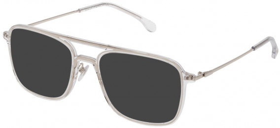 Lozza VL4213 sunglasses in Shiny Crystal