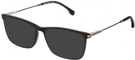 Lozza VL4212 sunglasses in Shiny Black