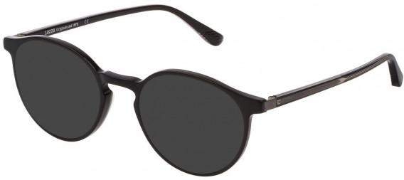 Lozza VL4211 sunglasses in Shiny Black