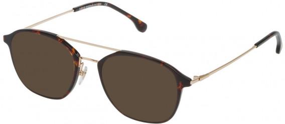 Lozza VL4182 sunglasses in Havana Revival