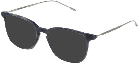 Lozza VL4171 sunglasses in Matt Striped Grey