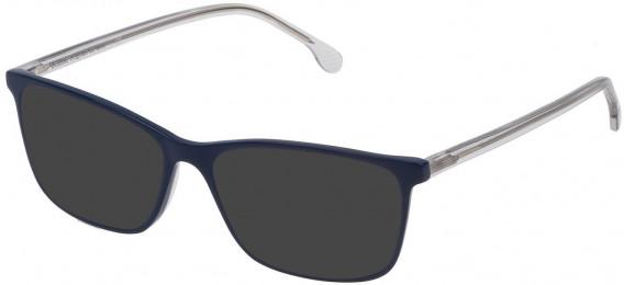 Lozza VL4166 sunglasses in Full Blue