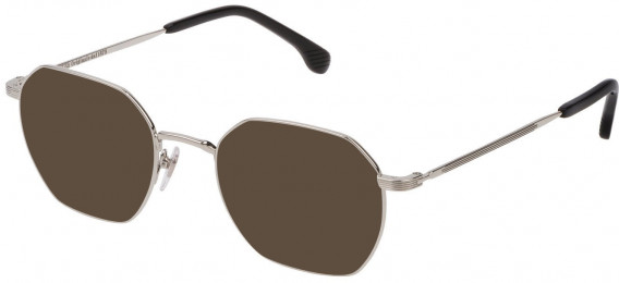 Lozza VL2329 sunglasses in Shiny Palladium
