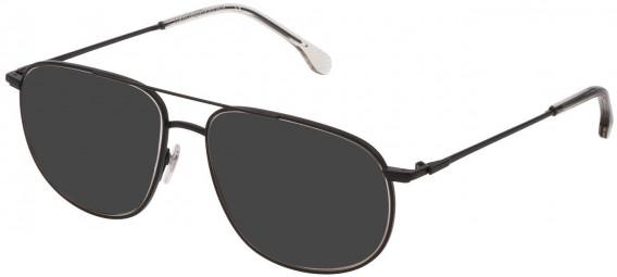 Lozza VL2328V sunglasses in Semi Matt Black