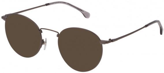 Lozza VL2322 sunglasses in Matt Gun Metal